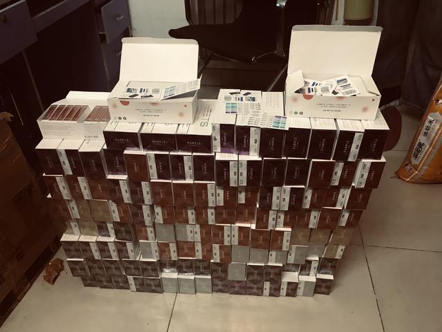 涉案金额2832万!临沂河东破获首例电子烟网络案件!6人被判刑